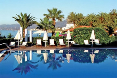Hotel Zephyros: Swimming Pool CRETE