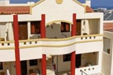 Hotel St Constantine: Extérieur CRÈTE