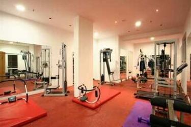 Hotel St Constantine: Salle de Gym CRÈTE