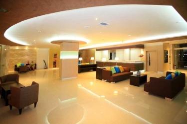 Hotel St Constantine: Lobby CRETE