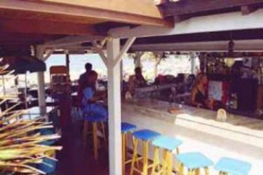 Hotel Aeolos Beach: Bar CRETE