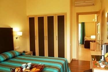 Hotel Minos Mare Royal: Chambre Suite CRÈTE