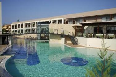 Hotel Minos Mare Royal: Piscine Découverte CRÈTE