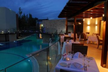 Hotel Minos Mare Royal: Restaurant CRÈTE