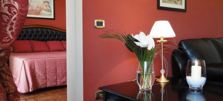Best Western Hotel San Giorgio: Schlafzimmer CROTONE