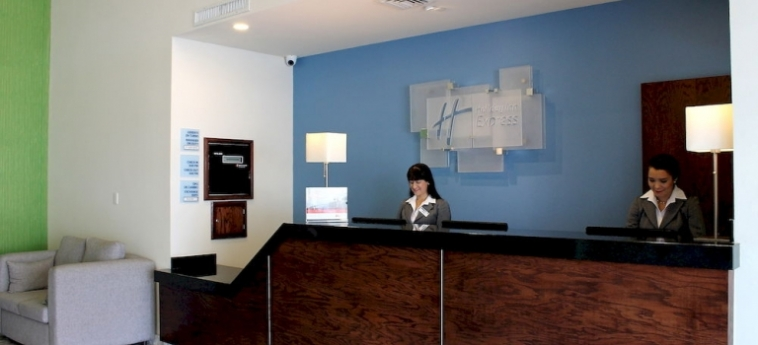 Hotel Holiday Inn Express Culiacan: Cappella CULIACAN