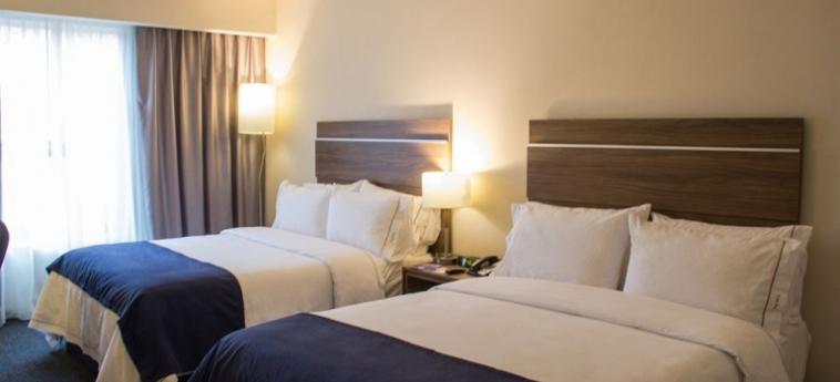 Hotel Holiday Inn Express Culiacan: Giardino CULIACAN