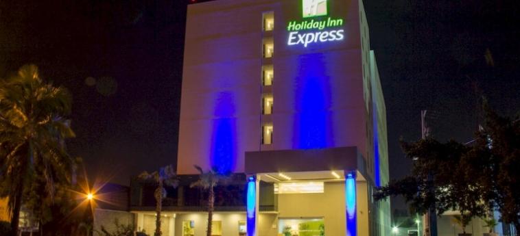 Hotel Holiday Inn Express Culiacan: Ingresso CULIACAN