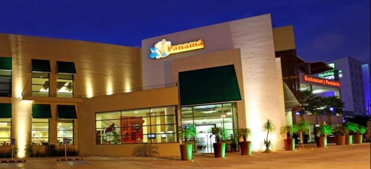 Hotel Holiday Inn Express Culiacan: Mappa del Piano CULIACAN