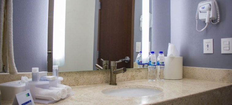 Hotel Holiday Inn Express Culiacan: Carte CULIACAN