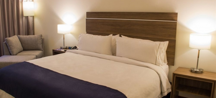 Hotel Holiday Inn Express Culiacan: Hall CULIACAN