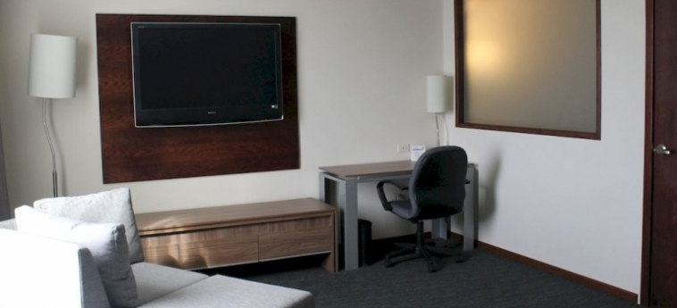 Hotel Holiday Inn Express Culiacan: Living Room CULIACAN