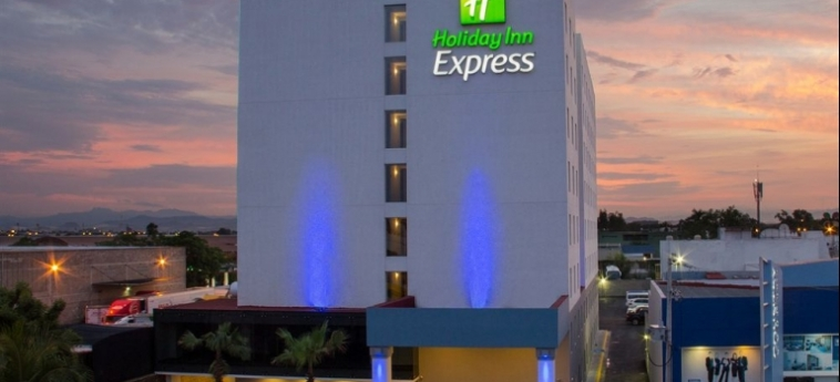 Hotel Holiday Inn Express Culiacan: Réception CULIACAN