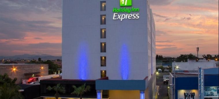 Hotel Holiday Inn Express Culiacan: Reception CULIACAN