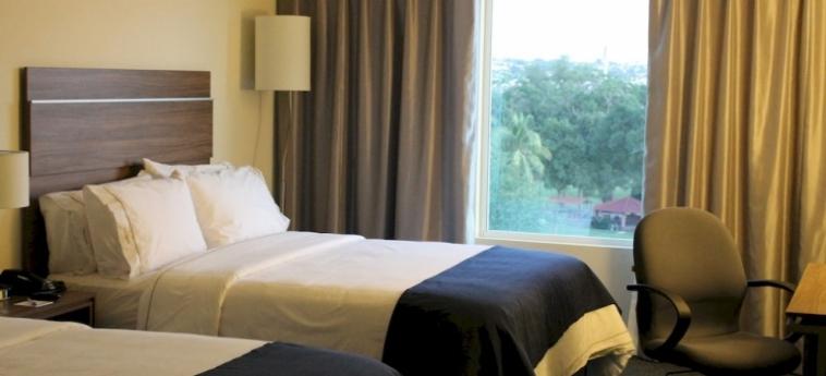 Hotel Holiday Inn Express Culiacan: Roof Garden CULIACAN
