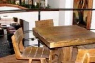 Chakana Hostel: Restaurant CUZCO