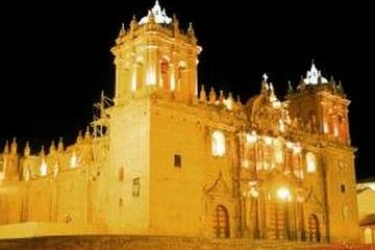 Palacio Del Inka, A Luxury Collection Hotel: Außen CUZCO