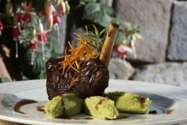 Palacio Del Inka, A Luxury Collection Hotel: Restaurant CUZCO
