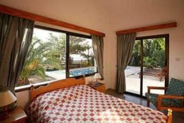 Hotel Z&x Holiday Villas: Corridor CYPRUS