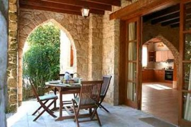 Hotel Z&x Holiday Villas: Roof Garden CYPRUS