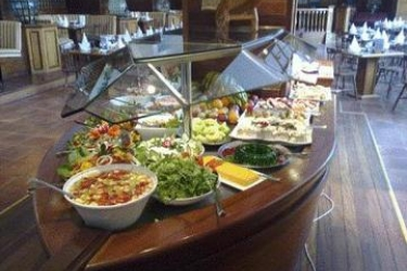 Hotel Laura Beach: Restaurant CYPRUS