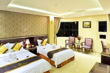 Bay Sydney Hotel: Schlafzimmer DA NANG