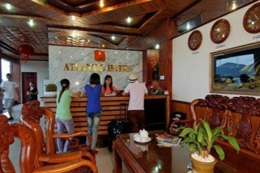 Atlantic Da Nang Hotel: Habitaciòn Triple DA NANG