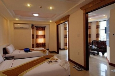 Atlantic Da Nang Hotel: Mar DA NANG