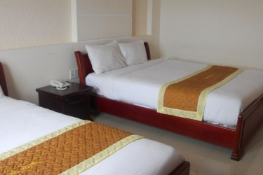 Atlantic Da Nang Hotel: Camera Matrimoniale/Doppia DA NANG