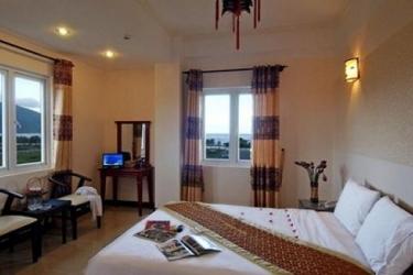 Atlantic Da Nang Hotel: Interno DA NANG