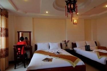 Atlantic Da Nang Hotel: Frühstücksraum DA NANG