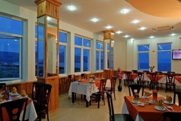 Atlantic Da Nang Hotel: Pinienwald DA NANG