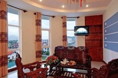 Atlantic Da Nang Hotel: Wohnzimmer DA NANG