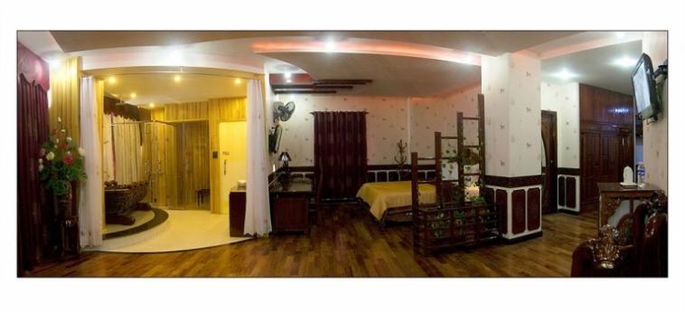Hotel Phuong Dong Orient: Living Room DA NANG