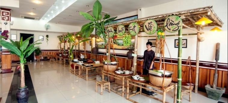 Hotel Phuong Dong Orient: Restaurant DA NANG