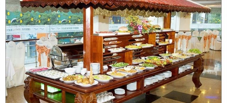 Hotel Phuong Dong Orient: Salle de Bains - Suite DA NANG