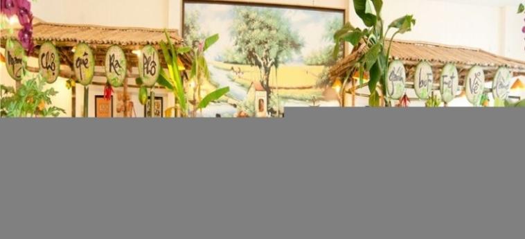 Hotel Phuong Dong Orient: Salle de Petit Dejeuner DA NANG