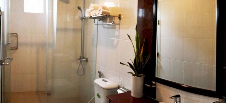 Hotel Dang Ha: Bagno DA NANG