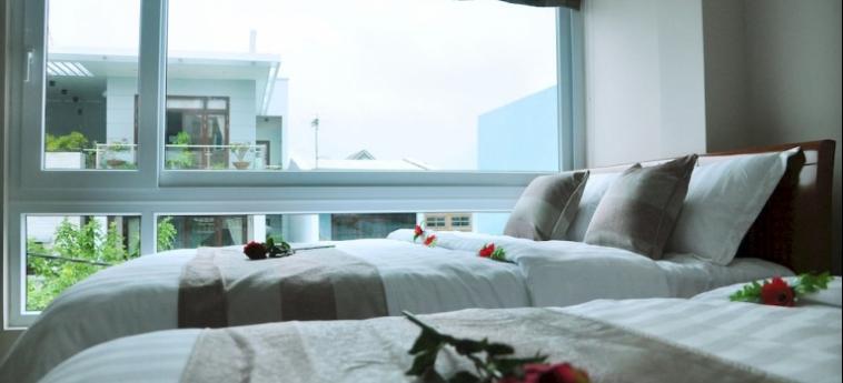 Hotel Dang Ha: Particolare dell'Hotel DA NANG