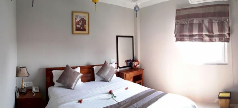Hotel Dang Ha: Particolare della Villa DA NANG