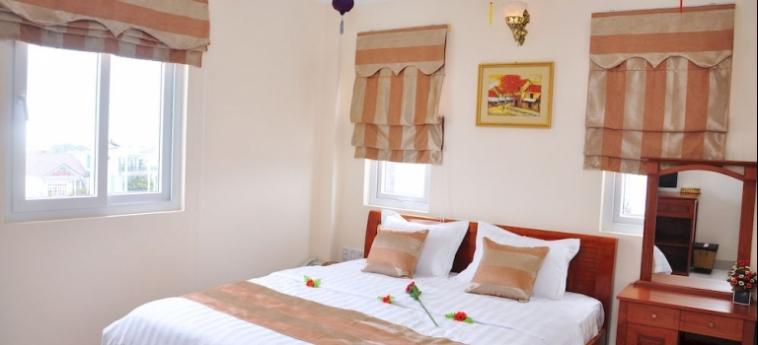 Hotel Dang Ha: Sala Colazione DA NANG