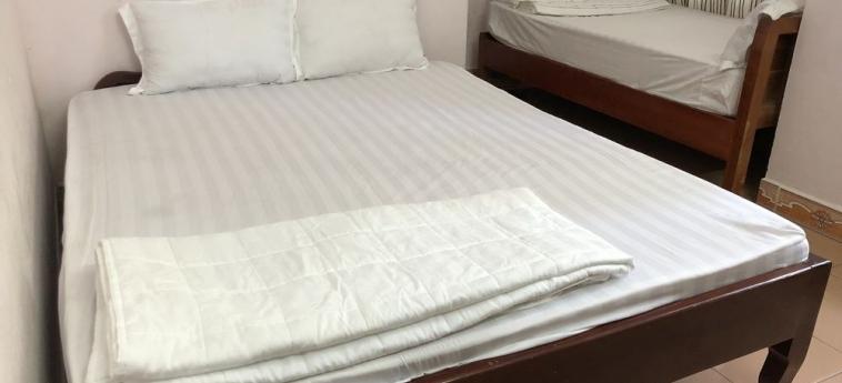 Hotel Hoang Viet Motel: Camera degli ospiti DA NANG
