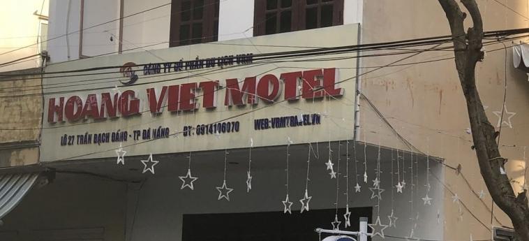 Hotel Hoang Viet Motel: Esterno DA NANG