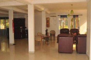 Hotel La Voile D'or: Lobby DAKAR