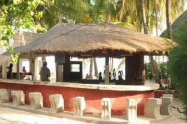 Hotel La Voile D'or: Outdoor Bar DAKAR