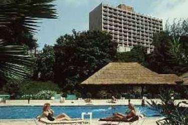 Hotel Sofitel Teranga: Habitación DAKAR