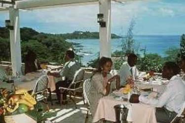 Hotel Sofitel Teranga: Restaurante DAKAR