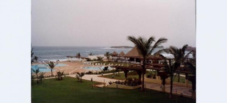 Hotel Le Meridien President: Jardín DAKAR