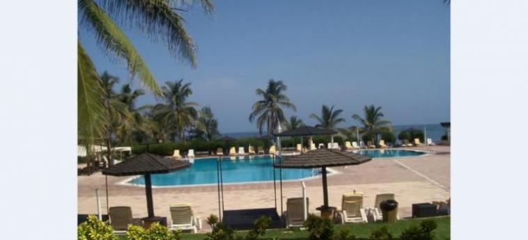Hotel Le Meridien President: Swimming Pool DAKAR