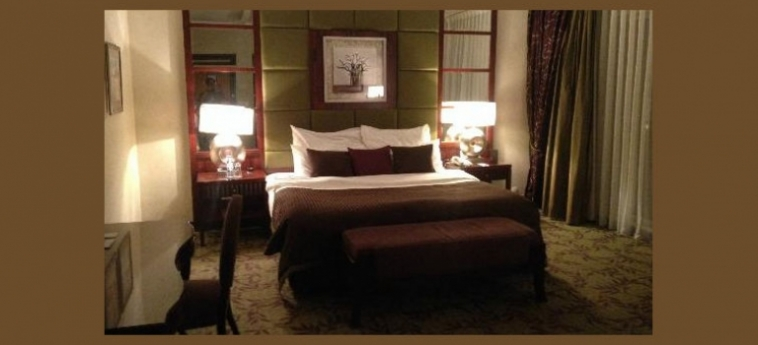 Hotel Le Meridien President: Chambre DAKAR